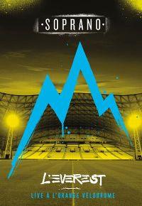 Cover Soprano - L'Everest - Live à l'Orange Vélodrome [DVD]
